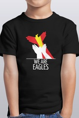 Kinder T-shirt We Are Eagles