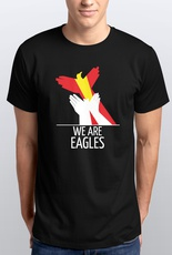 Heren T-shirt We Are Eagles